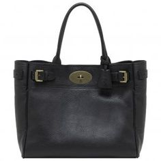 Fashion Mulberry BTBB-01 Black Natural Leather Bags Sale : Mulberry Outlet £155.13