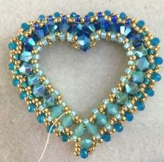 Edgars work has a rich opulence to it that I first noticed back in 2011 while preparing Marcia DeCoster Presents. I asked him to be includ… Beaded Jewelry Designs, Seed Bead Jewelry, Pendant Jewelry, Fine Jewelry, Beading Jewelry, Jewish Jewelry, Jewelry Findings, Jewellery, Beaded Earrings