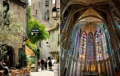 "The terms ""Good Men"" (Bons Hommes) or ""Good Christians"" are the common terms used for Cathars as opposed to ""The Holy Roman Catholic Church! Tourist Info, Sports Activities, Roman Catholic, Holiday Fun, Christianity, Hiking, Street View, Culture, Knight"