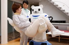 Japan's Robear Lifts Sick From Bed: Photos : Discovery News