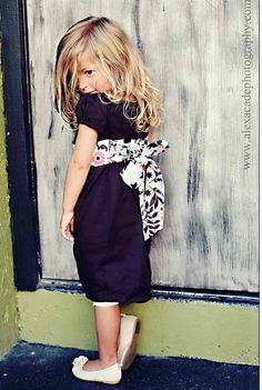 is it sad that cute little dresses are about the only thing at this point that makes me ever want to have kids :p