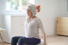 Lihaskuntotreenin voi aloittaa vielä vanhanakin - katso ohjeet Metabolism, Cardio, Turtle Neck, Sweaters, Mai, Sport, Fashion, Moda, Deporte