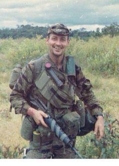 Ranger LRRP Ben Rob, E/20 1968. ~ Vietnam War