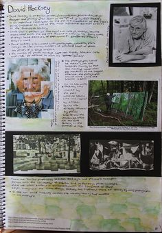 great sketchbook idea...This could be the best sketchbook idea.
