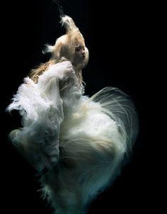 blonde, dress, editorial, fashion, model, photography - inspiring picture on Favim.com