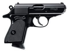 Gun writer David Tong gives us a look into the history of the Walther PPK Pistol. One of the most iconic pistols of the Century. Weapons Guns, Airsoft Guns, Guns And Ammo, Rifles, 22 Caliber Pistol, Walther Ccp, Pocket Pistol, 380 Acp, Military Guns