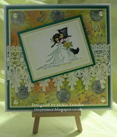Tinyrose's Craft Room: LOTV Sunflower Wedding and my pictures from Ally P...