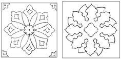 AMACO.com - AMACO Lesson #12 - Persian Tiles