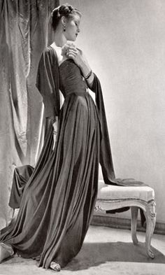 1930's - Vogue - Photo by Horst P. Horst (German-American, 1906-1999)