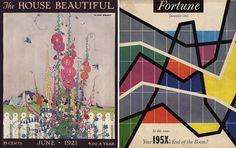 Magazine Cover Design Through The Decades http://clrlv.rs/JM13bW