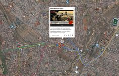 MAP: Youth Day 1976 Youth Day, Apartheid, South Africa, City Photo, Map, History, Modern, Historia, Trendy Tree