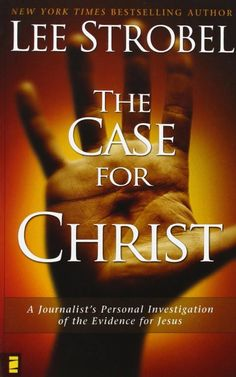 The Case for Christ: A Journalist's Personal......... [Paperback] by Lee Strobel