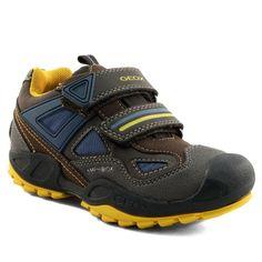 710A GEOX SAVAGE J641WD MARRON www.ouistiti.shoes le spécialiste internet  #chaussures #bébé, #enfant, #fille, #garcon, #junior et #femme collection automne hiver 2016 2017