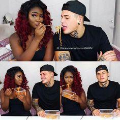 Really cute interracial couple Couple Relationship, Cute Relationship Goals, Cute Relationships, Interacial Love, Interacial Couples, Interracial Family, Interracial Wedding, Interracial Art, Cute Couples Goals