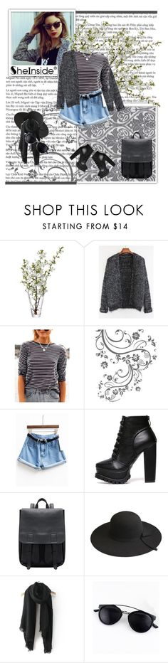 """""""sheinside"""" by karic-lejla ❤ liked on Polyvore featuring LSA International"""