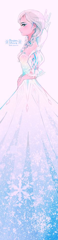 Frozen Anna by Souno Kazuki