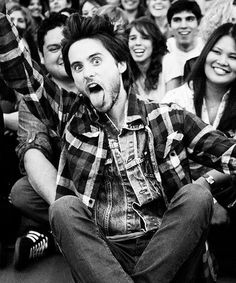 Silly Jared...LOVE IT!