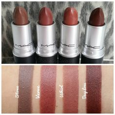 Need Mac verve lipstick swatch                                                                                                                                                                                 Mais
