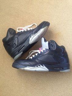 Nike Air Jordan 5 Black Bin 23 Premio 11