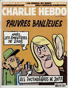 Charlie Hebdo - # 1214 - 21 Octobre 2015 - Couverture : Riss