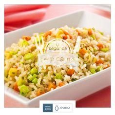receita | segunda sem carne: Arroz Integral com Folia de Legumes #vegano   #segundasemcarne https://plus.google.com/+Useahimsa/posts/6W3gGYKXWPu