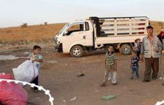 Autoriza Irak ingreso de refugiados sirios | Info7 | Internacional