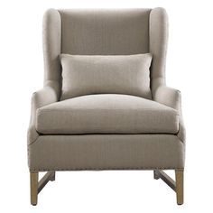 Gracia Linen Arm Chair | Nebraska Furniture Mart