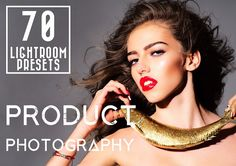 70 Pro Product Photography Presets by LOU&MARKS on @Graphicsauthor