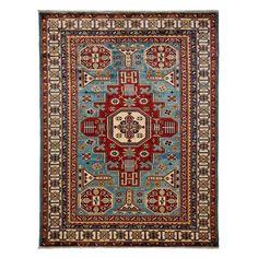 "Bloomingdale's Shirvan Collection Oriental Rug, 5'5"" x 7'"