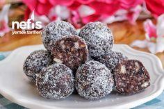Mozaik Topları (videolu) – Nefis Yemek Tarifleri Baklava Cheesecake, Cookies, Chocolate, Desserts, Pizza, Fit, Kitchens, Bakken, Shape