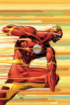 TThe Flash - Andy Kubert