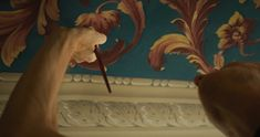 Pigmentti are award-winning decorative artists, specialising in bas-relief sculpture, trompe l'oeil murals, painted decoration, gilding and gold leaf. Luxury Decor, Moldings, Decoration, Hand Painted, Sculpture, Ornaments, Artist, Painting, Deceit