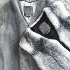 Those two mink gilets are dare to dream! #furfashion #lillyevioletta #mink #fashion #luxury