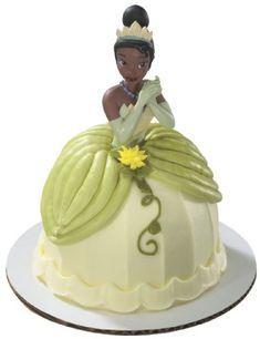 Princess & the Frog Cake