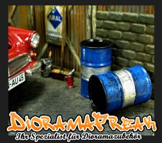 Öl Oel Fass Deko Tool Modellbau Werkstatt Tankstelle Garage Diorama Zubehör 1/18   eBay