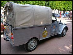 Citroën AZU Pick up