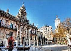 Universidad de Derecho en Valladolid