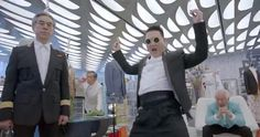 "Haters gonna hate article:: ""Psy Unveils New Video 'Gentleman,' Bring On the Complaints!"""