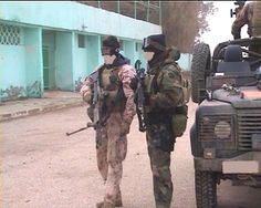 Italian navy special forces in Iraq -new pics-