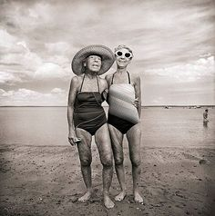 it's never too old to be sexy and have fun :) Or, go to the beach.....