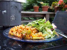 Cordovan Road: Cheddar & Veggie Pasta Bake
