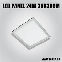 Panou LED panel led 24w patrat 300x300mm