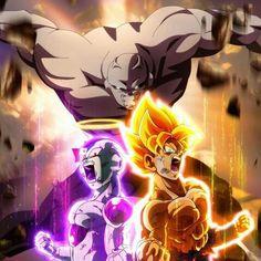 dragon ball super oc Frieza and Goku team work Dbz, Goku Vs Frieza, Dragon Ball Z, Dragon Z, Dragonball Super, Goku And Chichi, Dope Wallpapers, Anime Tattoos, Cultura Pop