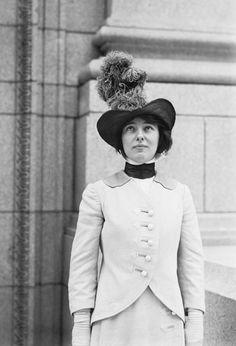 Portrait of Evelyn Nesbit, 1910