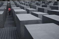 Berlin- German Jewish Holocaust Memorial