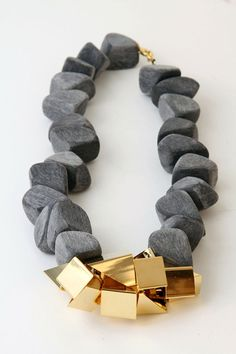 i <3 this necklace by Noritamy Jewelry.