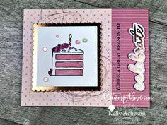 Stampin' Up! Scrapbooking, Scrapbook Paper, Stampin Up Paper Pumpkin, Pumpkin Cards, Wink Of Stella, Card Kit, Art Design, Birthday Cards, Birthday Month