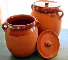 For the kitchen  Clay cooking Pots