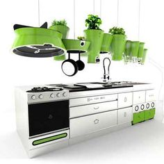 Unbelievable Bright Ideas for All in One Kitchen Units