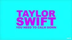 Lirik Lagu Taylor Swift You Need To Calm Down dan kedalam bahasa Indonesia Tabu, Calm Down, Music, Musica, Musik, Muziek, Music Activities, Songs